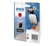Epson T3247 red 980str. (C13T32474010) - 513849 - zdjęcie 1