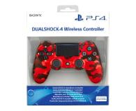 Sony PlayStation 4 DualShock 4 Red Camouflage V2 - 514253 - zdjęcie 5