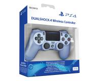 Sony PlayStation 4 DualShock 4 Titanium Blue V2 - 514254 - zdjęcie 6