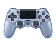 Sony PlayStation 4 DualShock 4 Titanium Blue V2 - 514254 - zdjęcie 1