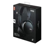 AKG Y500 Wireless Czarne - 514361 - zdjęcie 6