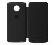 Motorola Etui z Klapką Moto Folio czarny  - 513465 - zdjęcie 1