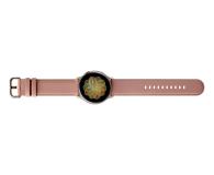 Samsung Galaxy Watch Active 2 Stal Nierdzewna 40mm Gold - 514533 - zdjęcie 6