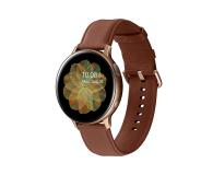 Samsung Galaxy Watch Active 2 Stal Nierdzewna 44 mm Gold - 514526 - zdjęcie 3