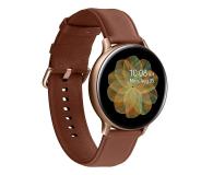 Samsung Galaxy Watch Active 2 Stal Nierdzewna 44 mm Gold - 514526 - zdjęcie 1