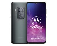 Motorola One Zoom 4/128GB Dual SIM Electric Gray + etui - 514287 - zdjęcie 1