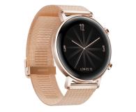 Huawei Watch GT 2 42mm złoty elegant  - 538111 - zdjęcie 1