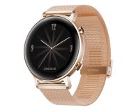 Huawei Watch GT 2 42mm złoty elegant  - 538111 - zdjęcie 3