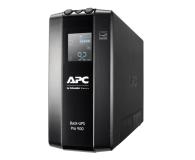 APC Back-UPS Pro (900VA/540W, 6xIEC, RJ-45, AVR, LCD) - 520167 - zdjęcie 1