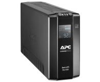 APC Back-UPS Pro (900VA/540W, 6xIEC, RJ-45, AVR, LCD) - 520167 - zdjęcie 3