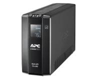 APC Back-UPS Pro (650VA/390W, 6xIEC, RJ-45, AVR, LCD) - 520166 - zdjęcie 1