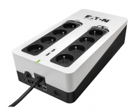 EATON UPS 3S (700VA/420W 8x FR, USB) - 538661 - zdjęcie 1