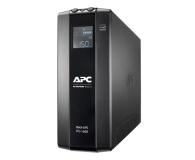 APC Back-UPS Pro (1600VA/960W, 8xIEC, RJ-45, AVR, LCD) - 520170 - zdjęcie 1