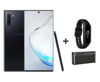 Samsung Galaxy Note 10+ black +Creative iRoar Go+ Fit e - 539463 - zdjęcie 1
