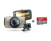 "Xblitz DUAL CORE Full HD/3""/170 +Tył 720P/120 + 32GB - 501849 - zdjęcie 1"