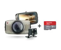 "Xblitz DUAL CORE Full HD/3""/170 +Tył 720P/120 + 64GB - 501851 - zdjęcie 1"