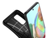 Spigen Rugged Armor do Samsung Galaxy A71 czarny - 540643 - zdjęcie 2
