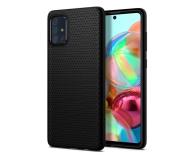 Spigen Liquid Air do Samsung Galaxy A71 czarny - 540644 - zdjęcie 1