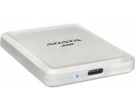 ADATA SC685 500GB USB 3.2 Gen. 2 Biały - 540635 - zdjęcie 2