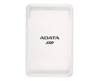 ADATA SC685 500GB USB 3.2 Gen. 2 Biały - 540635 - zdjęcie 1