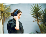 Sony WH-XB900N Niebieskie ANC - 540150 - zdjęcie 6
