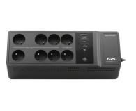 APC Back-UPS (850VA/520W, 8x FR, USB, USB-C) - 539751 - zdjęcie 3