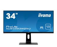 iiyama XUB3493WQSU-B1 - 540327 - zdjęcie 1