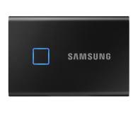 Samsung Portable SSD T7 Touch 1TB USB 3.2 Gen. 2 Czarny - 541045 - zdjęcie 1