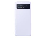 Samsung S View Wallet Cover do Galaxy Note 10 Lite biały - 540828 - zdjęcie 1