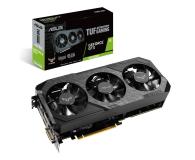 Karta graficzna NVIDIA ASUS GeForce GTX 1660 SUPER TUF Advanced X3 6GB GDDR6