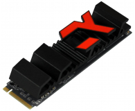 GOODRAM 500GB M.2 PCIe Gen4 NVMe IRDM Ultimate X - 541240 - zdjęcie 2
