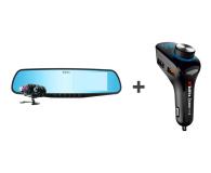 Xblitz Park View FullHD + X300 Pro transmiter FM MP3/WMA - 541172 - zdjęcie 1