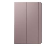 Samsung Book Cover do Samsung Galaxy Tab S6 brązowy - 536332 - zdjęcie 1