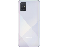Samsung Galaxy A71 SM-A715F Silver - 536265 - zdjęcie 3