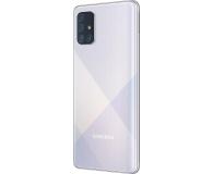 Samsung Galaxy A71 SM-A715F Silver - 536265 - zdjęcie 4
