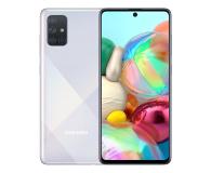 Samsung Galaxy A71 SM-A715F Silver - 536265 - zdjęcie 1