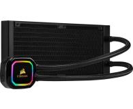Corsair iCUE H100i RGB PRO XT 2x120mm - 542085 - zdjęcie 2