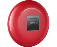 Huawei FreeBuds 3 czerwony - 539111 - zdjęcie 7