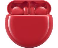 Huawei FreeBuds 3 czerwony - 539111 - zdjęcie 5