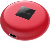 Huawei FreeBuds 3 czerwony - 539111 - zdjęcie 6