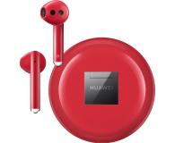 Huawei FreeBuds 3 czerwony - 539111 - zdjęcie 2