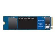 WD 1TB M.2 PCIe NVMe Blue SN550 - 538296 - zdjęcie 1