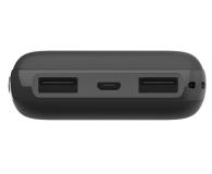 Silicon Power Power Bank 10000 mAh (2x USB, 2.1A, czarny) - 538430 - zdjęcie 3