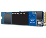 WD 1TB M.2 PCIe NVMe Blue SN550 - 538296 - zdjęcie 2
