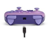 PowerA SWITCH Pad przewodowy Lilac Fantasy - 597174 - zdjęcie 5