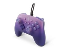 PowerA SWITCH Pad przewodowy Lilac Fantasy - 597174 - zdjęcie 2