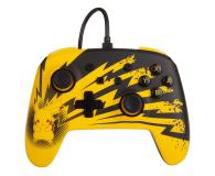 PowerA SWITCH Pad przewodowy Pokemon Lightning Pikachu - 597177 - zdjęcie 1