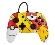PowerA SWITCH Pad przewodowy Pokemon Pikachu Pop - 597181 - zdjęcie 1
