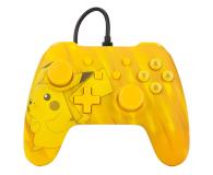 PowerA SWITCH Pad przewodowy Pokemon Static Pikachu - 597183 - zdjęcie 1