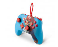 PowerA SWITCH Pad przewodowy Super Mario Punch - 597185 - zdjęcie 3